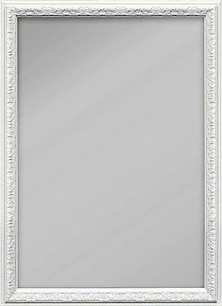 Peili Nostalgia 50x70cm valkoinen