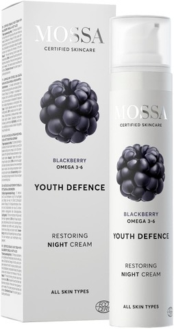 Mossa Youth Defence Restoring Yövoide, 50Ml