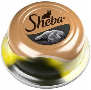 Sheba Luxuries Kananrintaa 80G