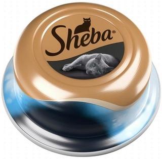 Sheba Luxuries Tonnikalafilee 80G