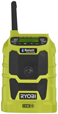 Ryobi Radio R18r-0 Bluetooth One+ 18V