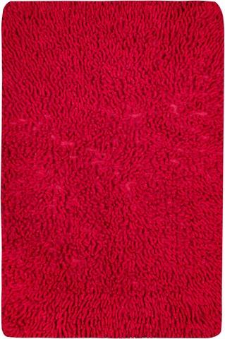 House Kylpyhuoneen Matto Basic 50 X 80 Cm Punainen