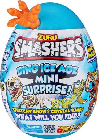 Smashers Dino Ice Age Pieni Yllätysmuna