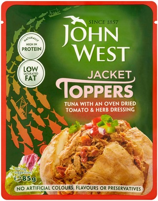 85g John West Tonnikalaa uunikuivattutomaatti-yrttikastikkeessa