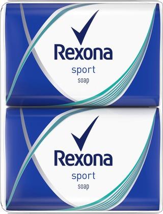 Rexona Sport Palasaippua 2X125g