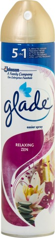 Glade 5In1 300Ml Relaxing Zen Ilmanraikastin