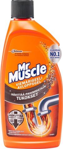 Mr Muscle 500Ml Viemärigeeli Viemärinavaaja