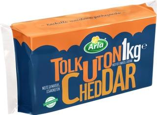 Arla Tolkuton 1Kg Cheddar
