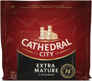 Cathedral City Cheddar 14kk 200g
