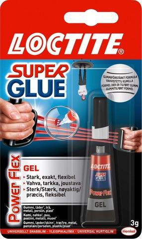 Loctite Power Flex Pikaliima Kumilla Sitkostettu 3G
