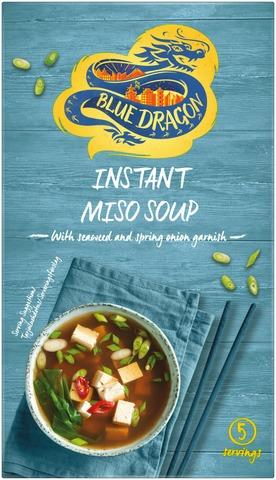 Blue Dragon Misokeitto Merilevällä Ja Kevätsipulilla 18,5G