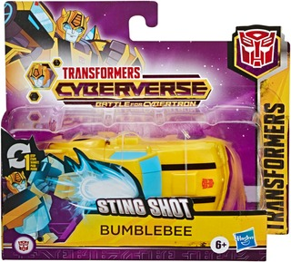 Transformers + Cyberverse 1 Step + Toimintahahmo