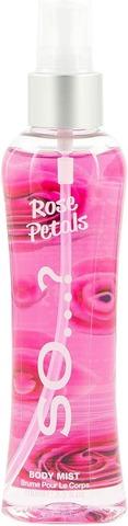 So...? 100 ml Rose Petals Body Mist vartalosuihke