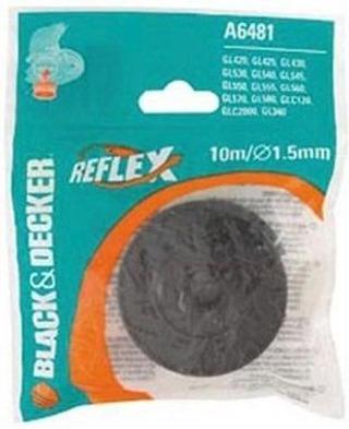 Black&Decker Reflex A6481-Xj Trimmerilanka Ja Kela 10M