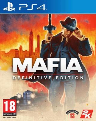 Ps4 Mafia: Definitive Edition
