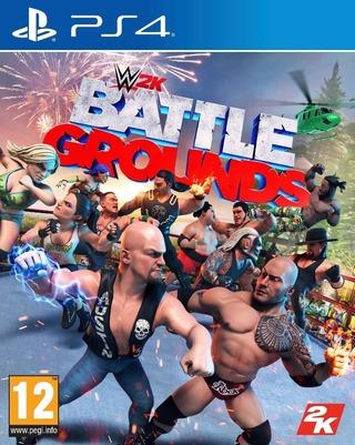 Ps4 Wwe Battlegrounds