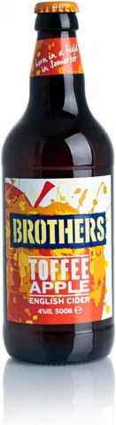 Brothers Toffee-Omena Siideri 4,0% 50Cl Plo
