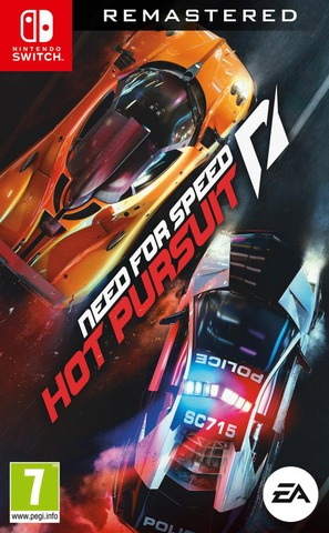 Nsw Need For Speed Hot Pursuit Remastered