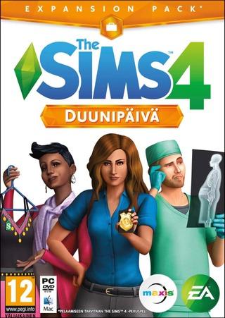 Pc Peli The Sims 4 Duunipäivä (Lisäosa)