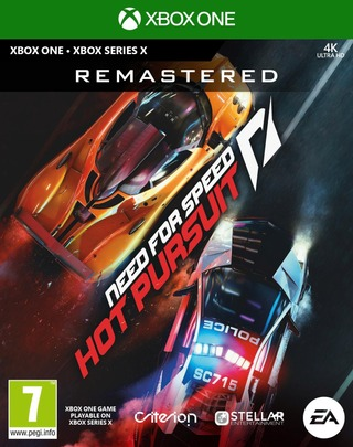 Xone Need For Speed Hot Pursuit Remastered