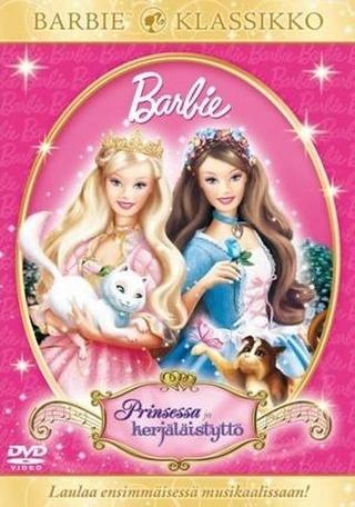 Barbie 4 - Prinsessa Ja Kerjäläistyttö Dvd