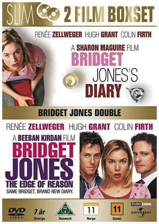 Bridget Jones 1 + 2 Box 2Dvd