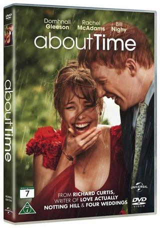 Dvd About Time - Oli Aikakin
