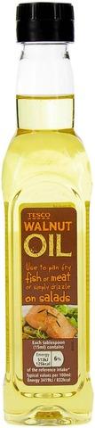 Tesco 250Ml Walnut Oil Öljy