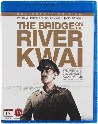 Blu-Ray Kwai-Joen Silta