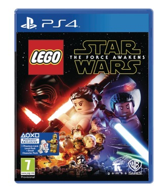 Playstation 4 Lego Star Wars: The Force Awakens