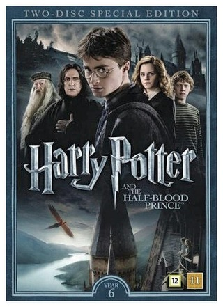 Harry Potter Ja Puoliverinen Prinssi + Dokumentti 2Dvd
