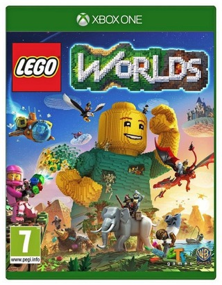 Xbox One Lego Worlds