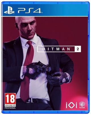 Playstation 4 Peli Hitman 2