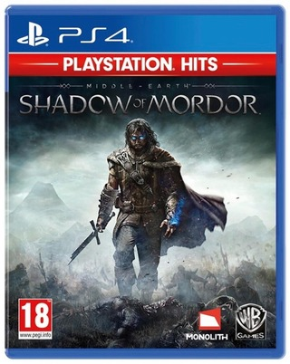 Playstation 4 Middle Earth: Shadow Of Mordor