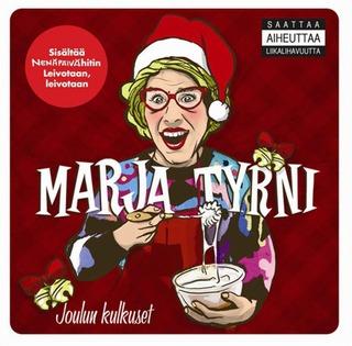 Tyrni Marja - Joulun Kulkuset Cd