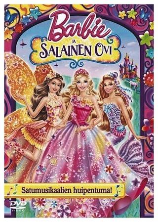 Barbie 25 - Salainen Ovi Dvd