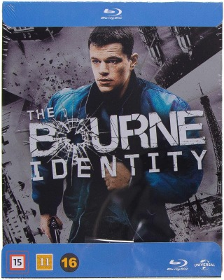 Blu-Ray The Bourne Identity