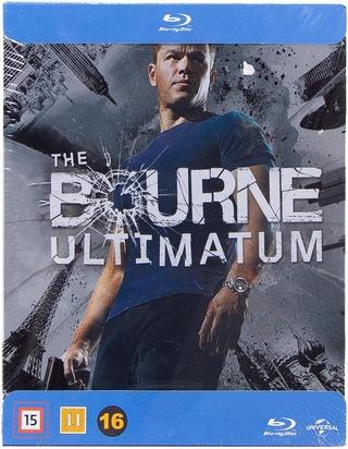 Blu-Ray The Bourne Ultimatum