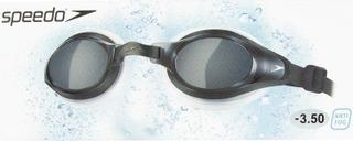 Speedo Supreme Optical Uimalasit Vahvuuksilla