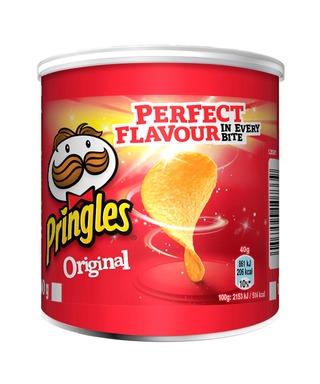 Pringles Small Can Original 40G