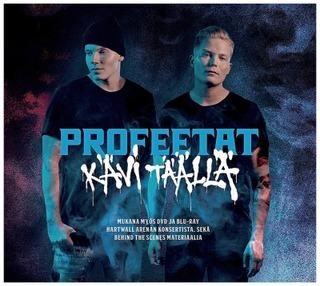 Profeetat - Kävi Täällä Cd+Dvd+Bd