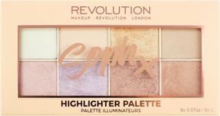 Makeup Revolution Xsoph Highlighter Palette Korostusväri