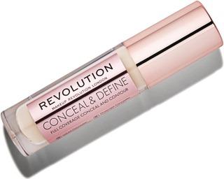 Makeup Revolution Conceal And Define Concealer C1 Peite- Ja Korostussävy