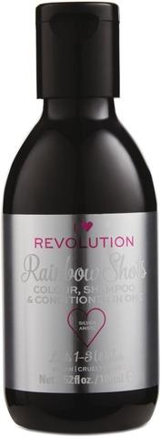 I Heart Revolution Rainbow Shots Silver Angel Hoitava Shampoohiusväri