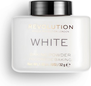 Makeup Revolution Bake&Finish Puuteri