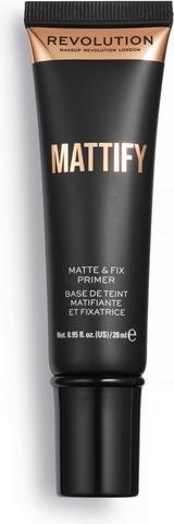 Tester Makeup Revolution  Mattify & Prime Primer