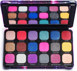 Makeup RevolutionForever Flawless Constellation Shadow Palette Luomiväripaletti