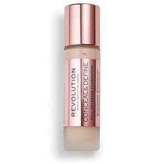 Makeup Revolution Conceal&Define Foundation F6 Peitevoidepuikko