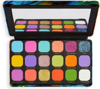 Makeup Revolution Forever Flawless Birds Of Paradise Luomiväri