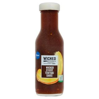 Wicked Kitchen 250Ml Teriyaki-Kastike